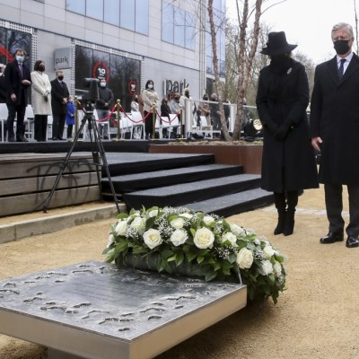 22 March: ceremony in tribute to victims of acts of terrorism - Royals