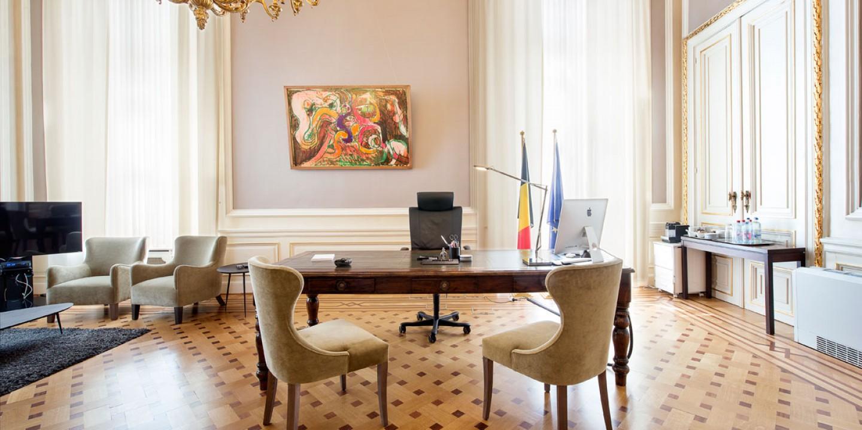 kantoor van de eerste minister